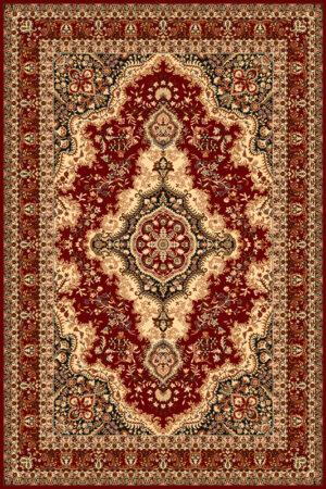 Dywan Agnella Isfahan Almas Rubin