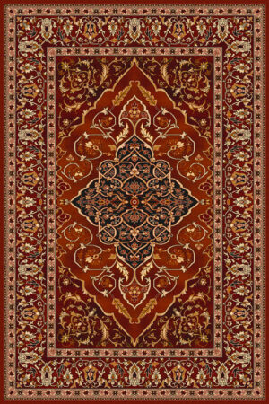 Dywan Agnella Isfahan Leyla Rubin