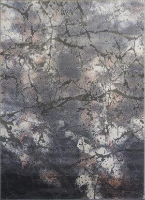 Dywan Zara 9651 Pink Grey