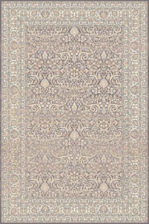 Dywan Agnella Isfahan Chloris Antracytowy
